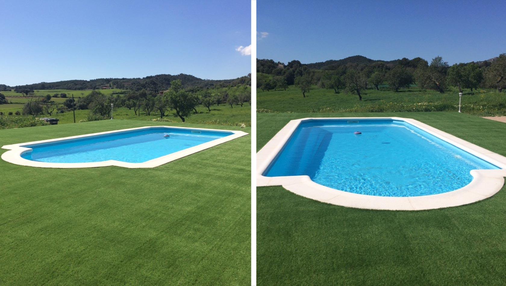 Piscinas for Multiforma piscinas